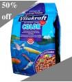 غذای تقویت رنگ ماهی کوی 1 لیتر ویتاکرافت