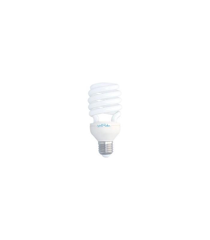 لامپ کم مصرف تمام پیچ15 وات( سامان لامپ) تمام پیچ