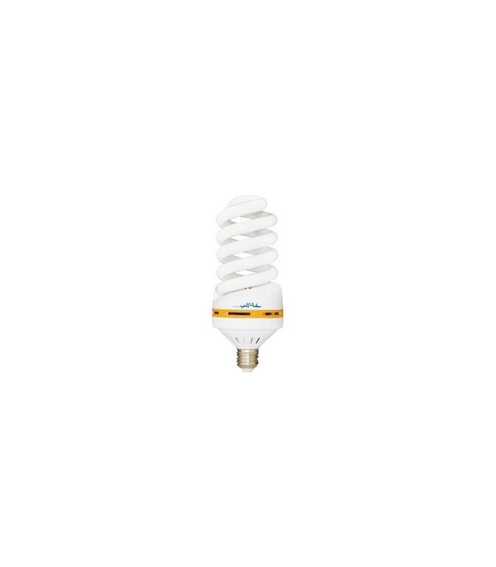 لامپ کم مصرف تمام پیچ18 وات( سامان لامپ) تمام پیچ
