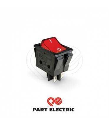 کلید چراغ دار دستگاهی پارت دوشاخه و تبدیل