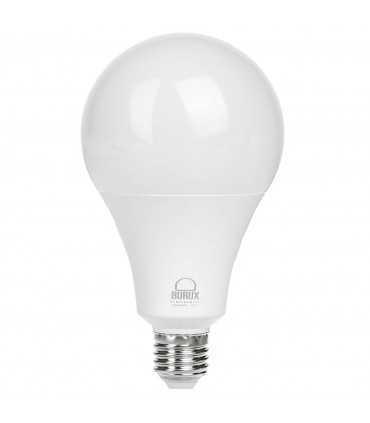 لامپ ال ای دی حبابی 25 وات بروکس لامپ ال ای دی توپی