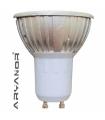 لامپ هالوژن پاور 3 وات GU10 لامپ هالوژنی
