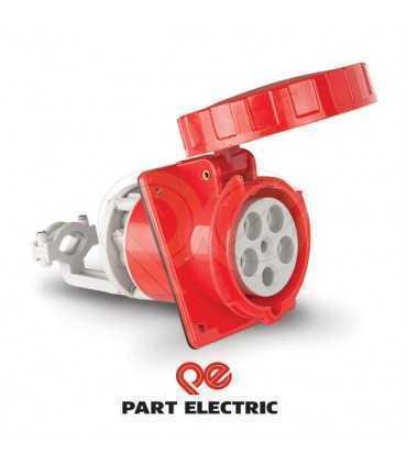 سوکت ثابت 63 * 5 IP67 سوکت صنعتی پارت الکتریک