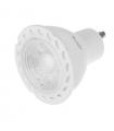 لامپ هالوژن ال ای دی 7 وات افراتاب مدل SMD پایه GU10