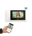 آیفون تصویری سیماران 7 اینچ با حافظه HS-78/M100-WiFi