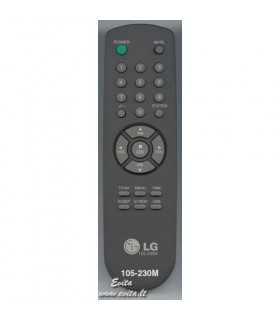 کنترل (ریموت)6710V00061D LG