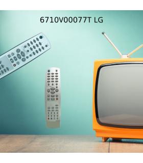 کنترل 6710V00077T LG ریموت کنترل تلویزیون