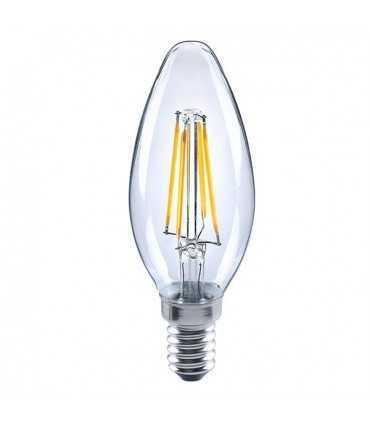 لامپ ال ای دی فیلامنتی 4 وات آاگ مدل FL-C35 لامپ LED