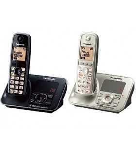 گوشی تلفن بیسیم پاناسونیک مدل KX-TG3721BX Panasonic تلفن بیسیم