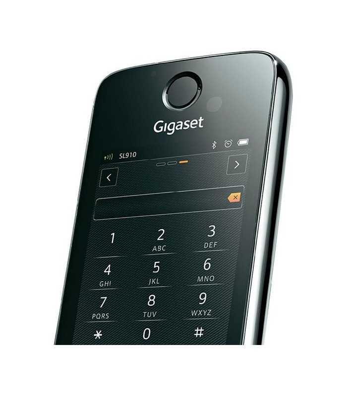 گوشی تلفن بیسیم پاناسونیک مدل KX-TG3721BX Panasonic
