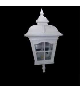 روشنایی کلبه ای بزرگ چراغ پارکی پلاستیکیabs