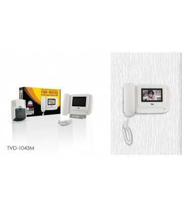 آیفون تصویری TVD-1043M تابا