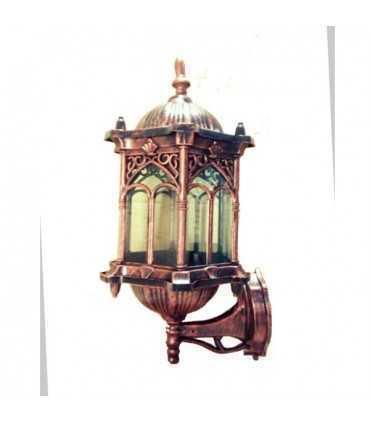 فلورانس بزرگ(مسجدی دیواری-سرلوله-سردری-آویز) چراغ پارکی پلاستیکیabs