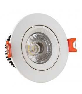 لامپ 10 وات ال ای دی بروکس