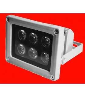 پنل LED روکار مربع نمانور