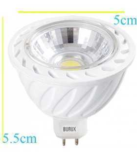 لامپ ال ای دی هالوژنی 7 وات بروکسCENC لامپ هالوژنی
