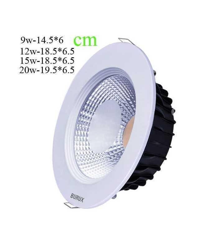 چراغ زیرکابینتی 6 وات T4 لامپ زیر کابینتی(فلوریسنت)