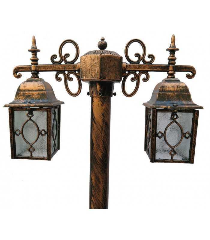 لامپ اشکی ال ای دی 7 وات بروکس لامپ ال ای دی توپی
