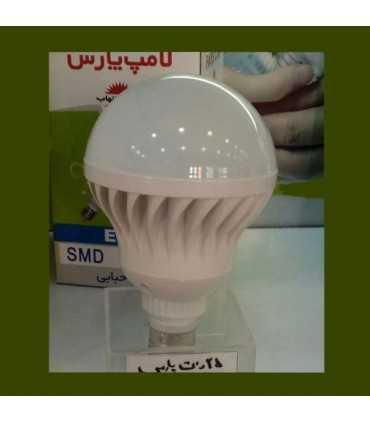 لامپ LED پارس شهاب 25 وات حبابی لامپ ال ای دی توپی