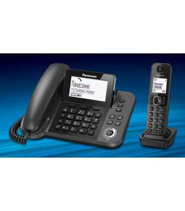 تلفن بیسیم پاناسونیک مدل KX-TGF310 تلفن بیسیم