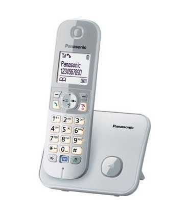 تلفن بی سیم پاناسونیک مدل KX-TG6811 تلفن بیسیم