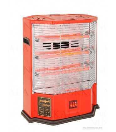 بخاری برقی مهر1500وات فن دار بخاری برقی