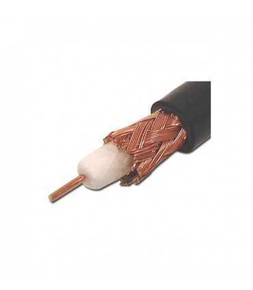 کابلRG59با مغزی 70 درصد حلقه 500 متری کابل RG59