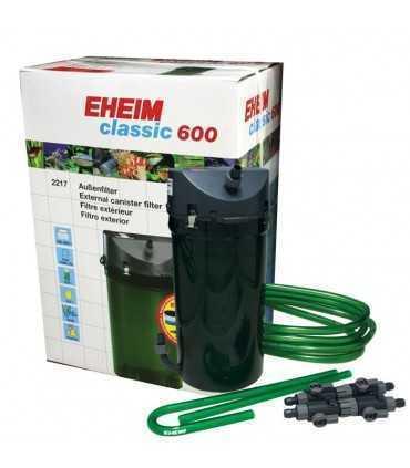 فیلتر سطلی کلاسیک 600 ایهایم فیلتر اکسترنال (خارجی)
