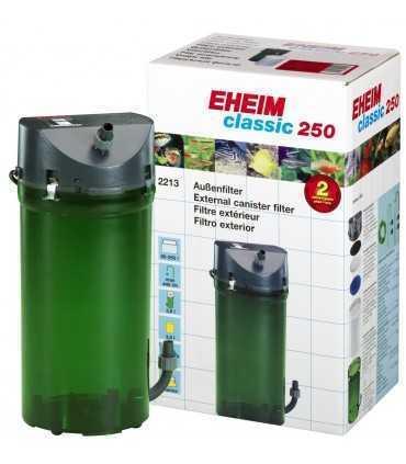 فیلتر سطلی کلاسیک 250 ایهایم فیلتر اکسترنال (خارجی)