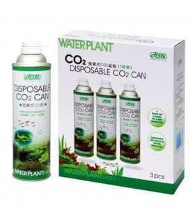 کپسول یکبار مصرف CO2 ایستا بهبود دهنده آب