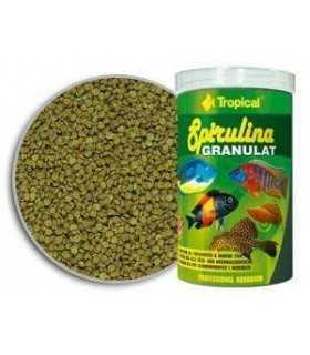 تروپیکال اسپرولینا گرانول غذا و غذا ریز