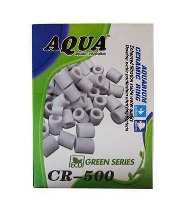 سرامیک آکواریوم آکوا بسته 500 گرمی مواد داخل فیلتر