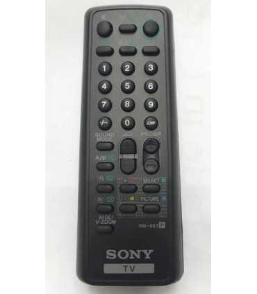 کنترل سونی RM-883 کنترل محصولات سونی