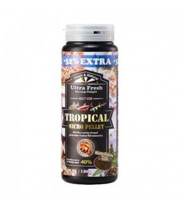 غذای آزو Tropical Micro Pellet غذا آب شیرین