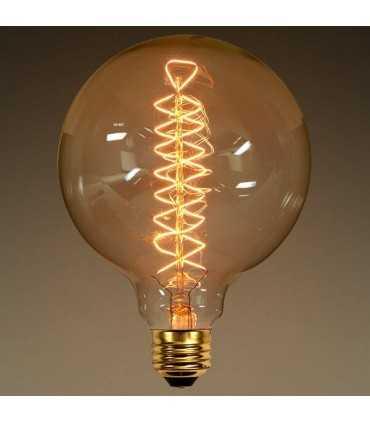 لامپ رشته ای کلاسیک ادیسون G80 لامپ رشته ای