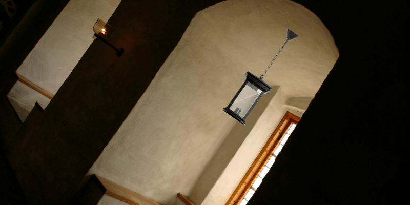 چراغ آویز روشان شفق